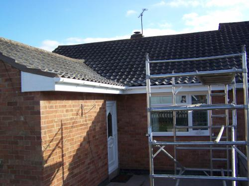weathertech roofing  15 burns street  mansfield  nottinghamshire  ng18 5ps