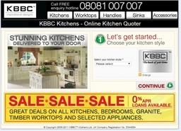 KBBC Kitchens Ltd in Unit 2-4 The Broadway, London, N8 9SN