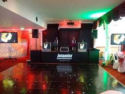 Intamixx LED Dancefloor