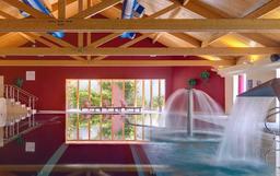 22 Meter Pool at the Portlaoise Heritage Hotel