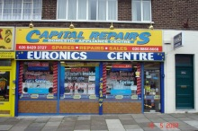 Capital Repairs Harrow