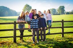 Family Portrait Photography in Milton Keynes
