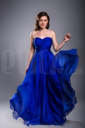 sweetheart-royal-blue-strapless-formal-bridesmaid-