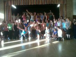 Zumba in Peterborough