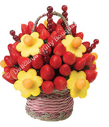 Bountiful Edible Bouquet