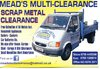 Mead's Multi-Clearance and Scrap Metal Services