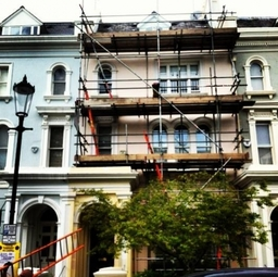 London Network Scaffolding Ltd - Residential Property