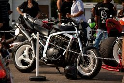 Streetfighter Project Bike