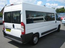 essex minibus hire