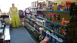 Car Oils Antifreeze Coolants and Service Products