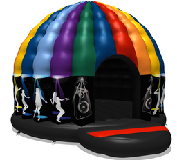 Adult/Child Disco Dome