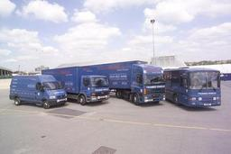 Articulated Vehicle - HGV Class 1 or LGV C+E training and refesher practice