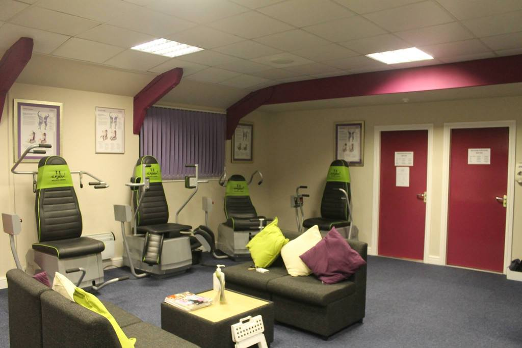 Shapemaster Toning Chairs & Enjoy Wellness Centre in Unit 21 Langley Place Burscough Industrial ...