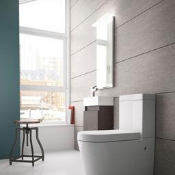 Minimo Vanity Unit Roomset