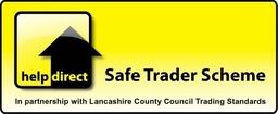 Member of Lancashire Safe Trader Scheme