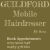 Mobile Hairdresser In Guildford, Woking & Godalming