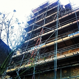 London Network Scaffolding Ltd - Office Block