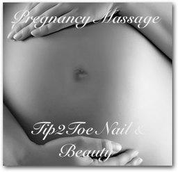 Pregnancy Massage at Tip2Toe Nail & Beauty