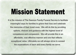 Mission Starement