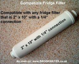 5micron Inline Fridge Filter