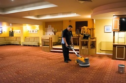 CSB Commercial carpet cleaning