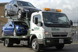 Collect and delivery and recovery service available