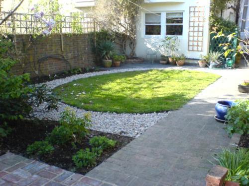 Details for lilybud gardens by design in 127 waldegrave for Garden design east sussex