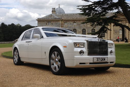 Rolls Royce Phantom Wedding Chauffeur Hire