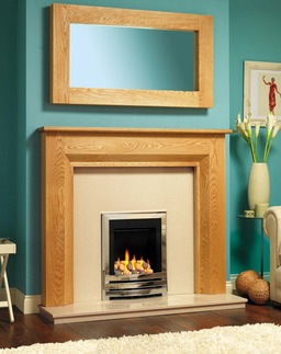 Contemporary Wood mantels