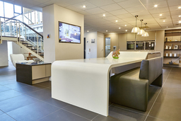 Siematic Centre at Spillers with Siemens Appliance