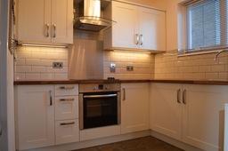 Shaker style Kitchen.