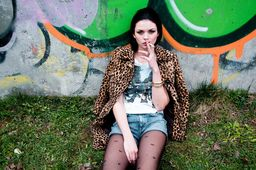 Photoshoot with Sophie from LJ Models in Munich