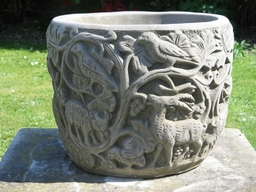 Stag Pot Garden Planter