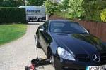 Mercedes tyres