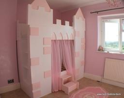 Fairytale Castle Bunk Bed