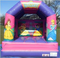 Princess Castle From £45