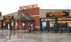 Warrington store