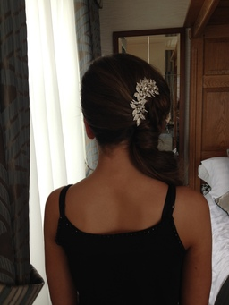 wedding hair liverpool