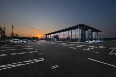 Details for mercedes benz uk ltd in vanguard way for Shrewsbury mercedes benz dealers