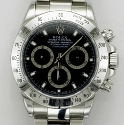ROLEX DAYTONA  STAINLESS STEEL