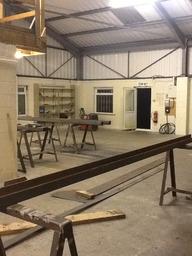 Jovic Steel UK Works Premises