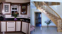 DKB Carpentry kitchen & stairs