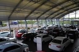 Stoke Audi interior