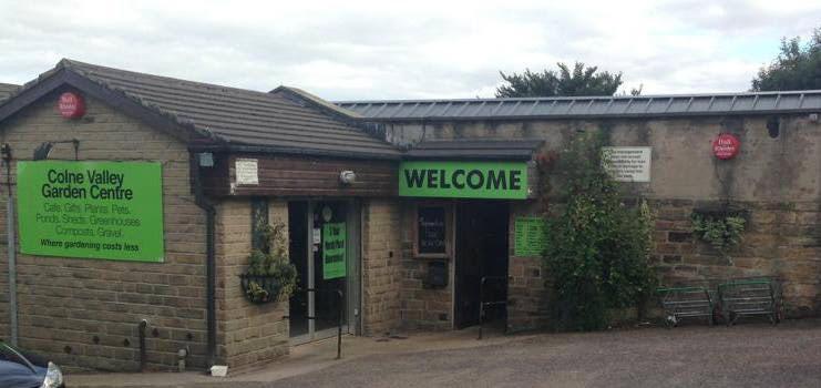Colne Valley Garden Centre Cafe