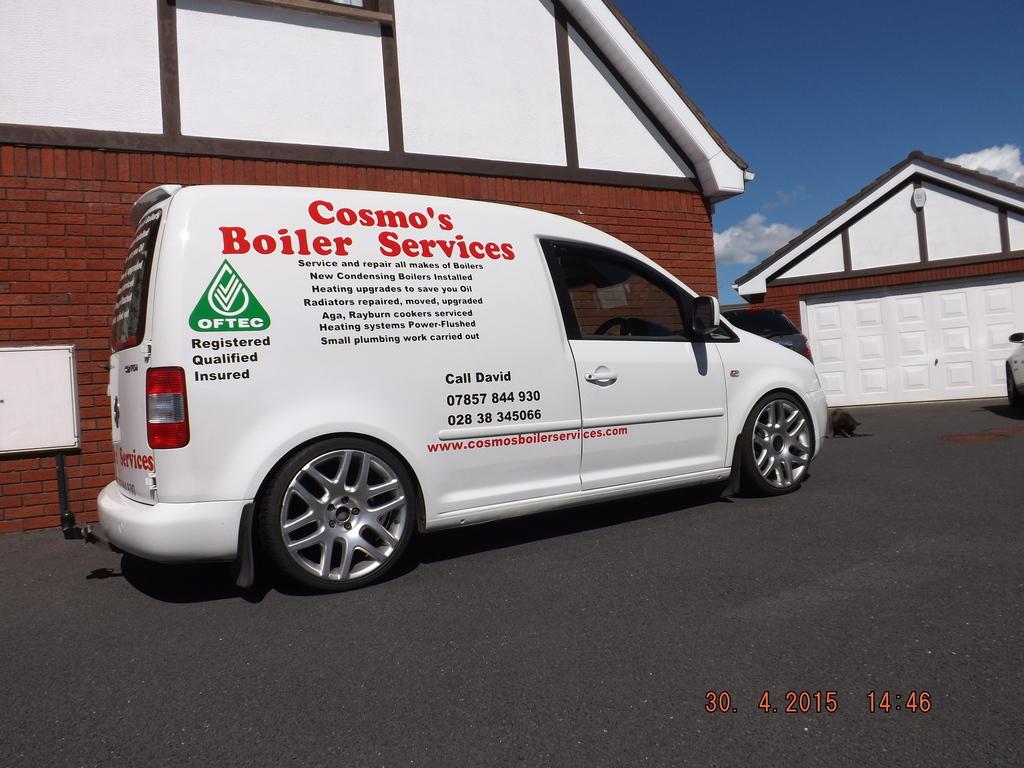 Cosmo\'s Boiler Services 1 Kensington Manor, Dollingstown, Craigavon ...