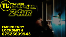 Taylors Locksmiths Gateshead, Newcastle