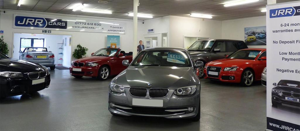Car Dealers Chorley Uk