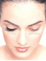 Lashes & eyebrows by Linda & Francesca
