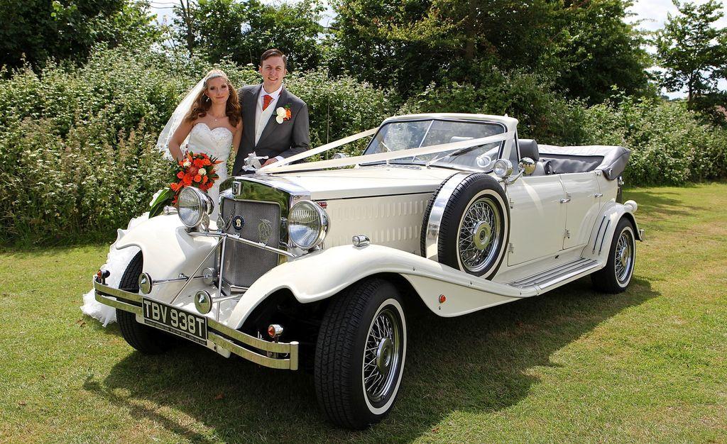 Essex Wedding Car Hire Prices