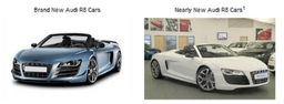 New and used Audi R8 Cars